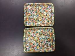 Daher Decorated Ware 11101 Tray DAHER Decorated Ware 100 Metal Trays Made In England Floral 19