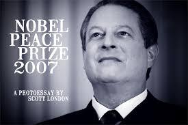 the nobel peace prize scott london nobel peace prize for 2007