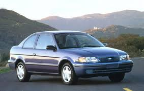 1998 Toyota Tercel - Information and photos - ZombieDrive