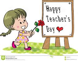 happy teachers day stock illustration illustration of children  happy teachers day