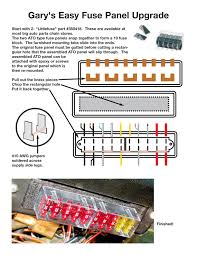 vw beetle fuse box upgrade fuse box for 2002 vw beetle 58 Vw Beetle Fuse Box converting stock fuses to blade shoptalkforums com vw beetle fuse box upgrade vw beetle fuse box 98 Beetle Battery Fuse Box