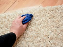 how to get sns out of carpet