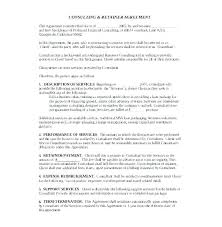 retainer consulting agreement retainer fee agreement template