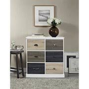 cabinets storage. ameriwood home mercer 6 door storage cabinet with multicolored fronts, white cabinets h
