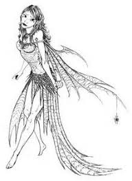 Sexy Fallen Angels Coloring Pages Wwwpicturessocom