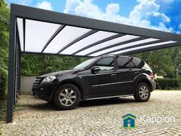 Contemporary Carport Design