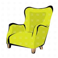 Retro armchair Royalty Free Vector Clip Art Image #1103 \u2013 RFclipart