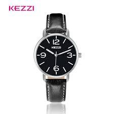 KEZZI Men's Watch Waterproof Exquisite Design Watch Men Top ...