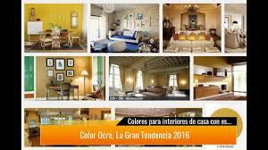 colores para interiores de casa con estilo 2017