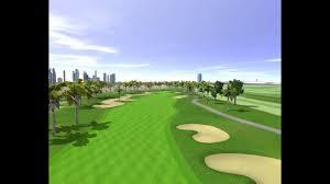 The Championship Course Dubai Creek Golf And Yacht Club