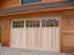 wood garage door panelsGarage Door Panel with Windows Design  Ideas Garage Door Panel