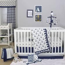 winsome anchor crib bedding