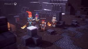 Minecraft Dungeons Gameplay Trailer ...
