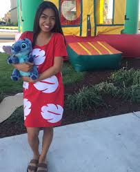 diy lilo costume lilo stitch diy