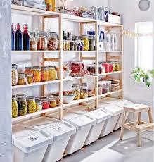 home decorating ideas kitchen wood shelves ikea