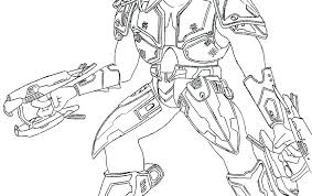 Spartan Coloring Pages