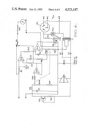 patent us4523187 alarm system for electric fences google patents electric fence installation pdf at Electric Fence Wiring Diagram