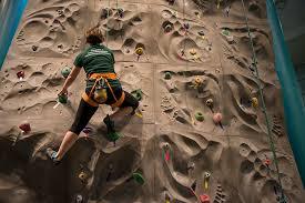 climbing wall ohio university
