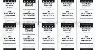 wiring diagram for 2005 dodge ram 2500 wiring library 2005 dodge ram truck repair shop manual 10 vol set factory reprint 1500 2500 3500