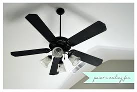 br ceiling fan makeover how to paint ceiling fan globes houses interior design pictures
