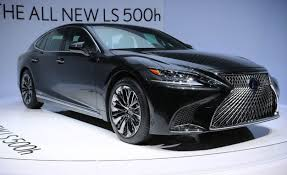 2018 lexus hybrid cars. fine cars lexus has taken the wraps off hybrid version of its latestgeneration  ls sedan 2018 ls500h and for first time will not be most  throughout lexus cars