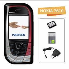 Điện thoại nokia 7610 chiếc lá huyền thoại main zin giá rẻ chính hãng-Bảo  hành 12 tháng