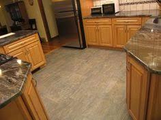 Quickstep Quadra Stone U0026 Slate 16 X 16 Laminate Tile In Charcoal Kitchen And Floor Decor