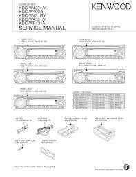 download free pdf for kenwood kdc 319 car receiver manual Kenwood KDC 128 Wiring Harness at Kenwood Kdc 319 Wiring Harness