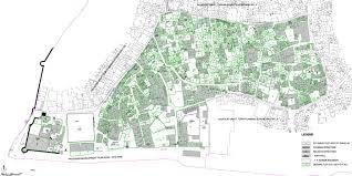 town planning scheme no 2 map with original plots