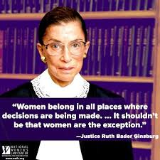 Famous Women Quotes New Inspirational And Motivational Quotes US Supreme Court Justice