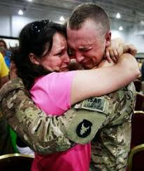 Image result for american military families reunited