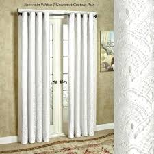 panel track window treatments sliding patio door blinds panel curtains for glass doors curtain rod medium size of curtains rods panel track system window