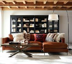 sectional floor lamp over the couch lighting astound arc sectional floor lamp pottery barn interior design