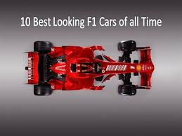 top 10 coolest f1 cars ever jay
