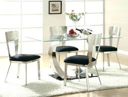 modern glass dining table modern glass dining room tables inspiring modern glass dining room table round