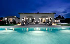 home swimming pools at night. 28 Wonderful Swimming Pools Houses Home At Night