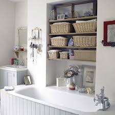 diy bathroom wall storage. bathroom shelves over tub idea diy wall storage