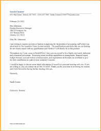 Sample Of An Application Letter For A Job Vacancy Pdf