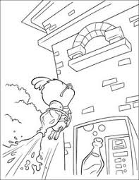 Small Picture Chicken Little and Father Coloring Page Chicken Little car
