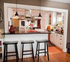 open kitchen dining room designs. 2014 Kitchen Trend: Dramatic Black Counters - Yahoo Homes Open Dining Room Designs O