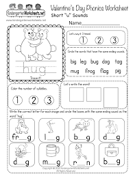 There are differences in opinion about whether using phonics is useful in teaching children to read. Math Worksheet Valentines Activities Worksheet Printable Mathindergarten Free Worksheets Game Forids Kindergarten Activities Printable Roleplayersensemble