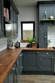 Cabinet Colors And Light Backsplash Kitchen Dining Grey
