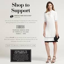 andrews dress for success toronto dress for success toronto shop to support