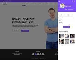Resume Wordpress Theme Download Najmlaemah Com