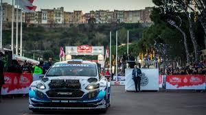 WRC - Monte-Carlo, Day 1 - Richard Millener (M-Sport):