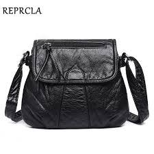 home women s bags handbags reprcla brand designer women messenger bags cross soft pu leather shoulder bag high quality