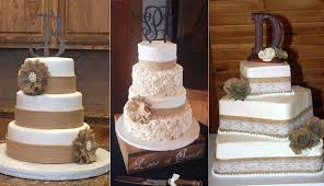 Say I Do To These Fab 20 Rustic Burlap Wedding Cakes Roses Rings
