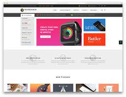 Ecommerce Web Design Layout 52 Awesome Ecommerce Wordpress Themes 2020 Colorlib