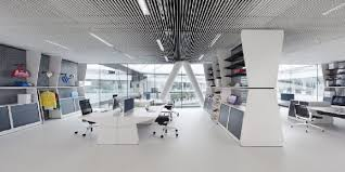 office ceiling ideas.  ceiling stunning ceiling ideas at adidas office interior in herzogenaurach germany on i