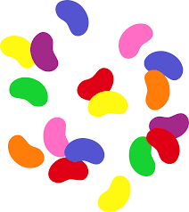 Cartoon Jelly Beans - ClipArt Best